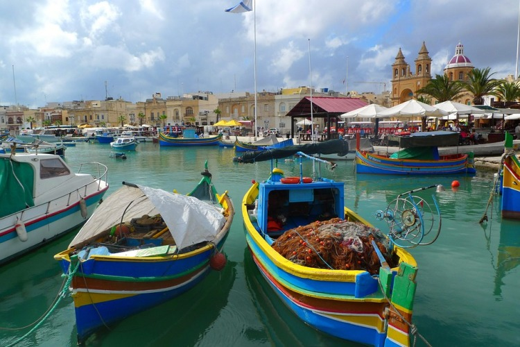Picturesque Malta