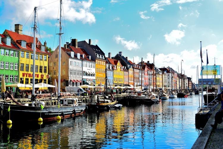 Copenhagen - Lonely Planet Best in Travel 2019