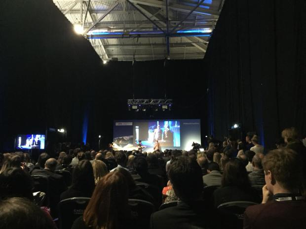 Insightful conferences at WTM 2018
