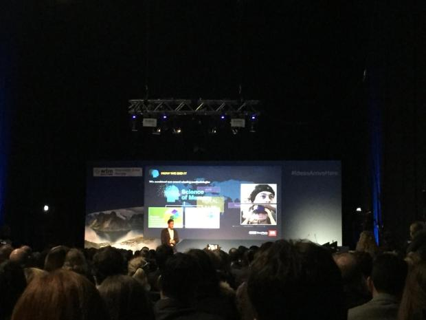 Science of memory conference at WTM 2018