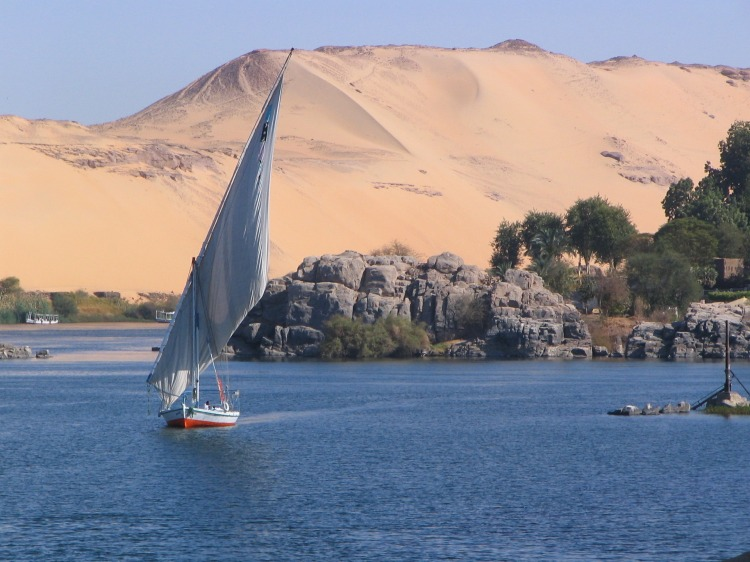 River Nile - Lonely Planet Best in Travel 2019
