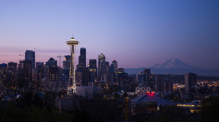 Seattle - Lonely Planet Best in Travel 2019
