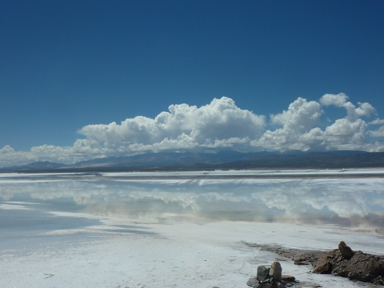 Las Salinas Grandes, Argentina | Alternatives to Iconic Sights of South America