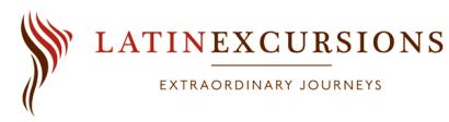 Latin Excursions Logo