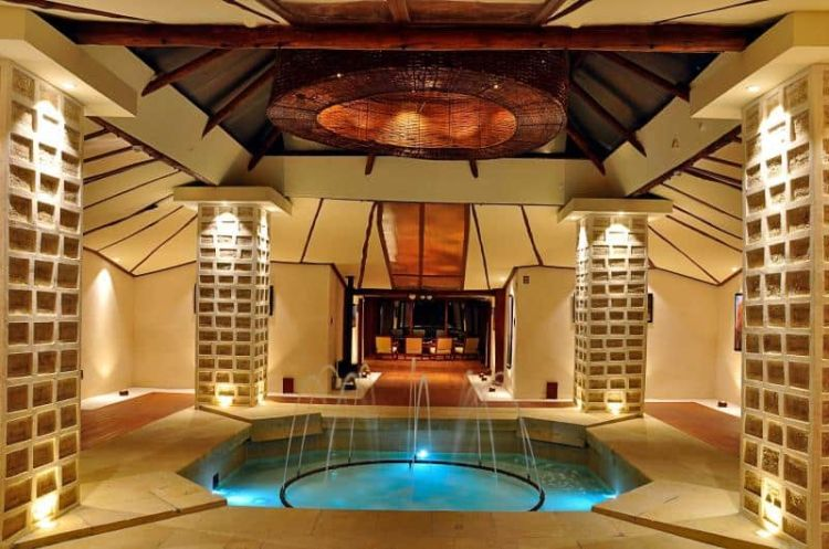 Palacio del Sal Pool