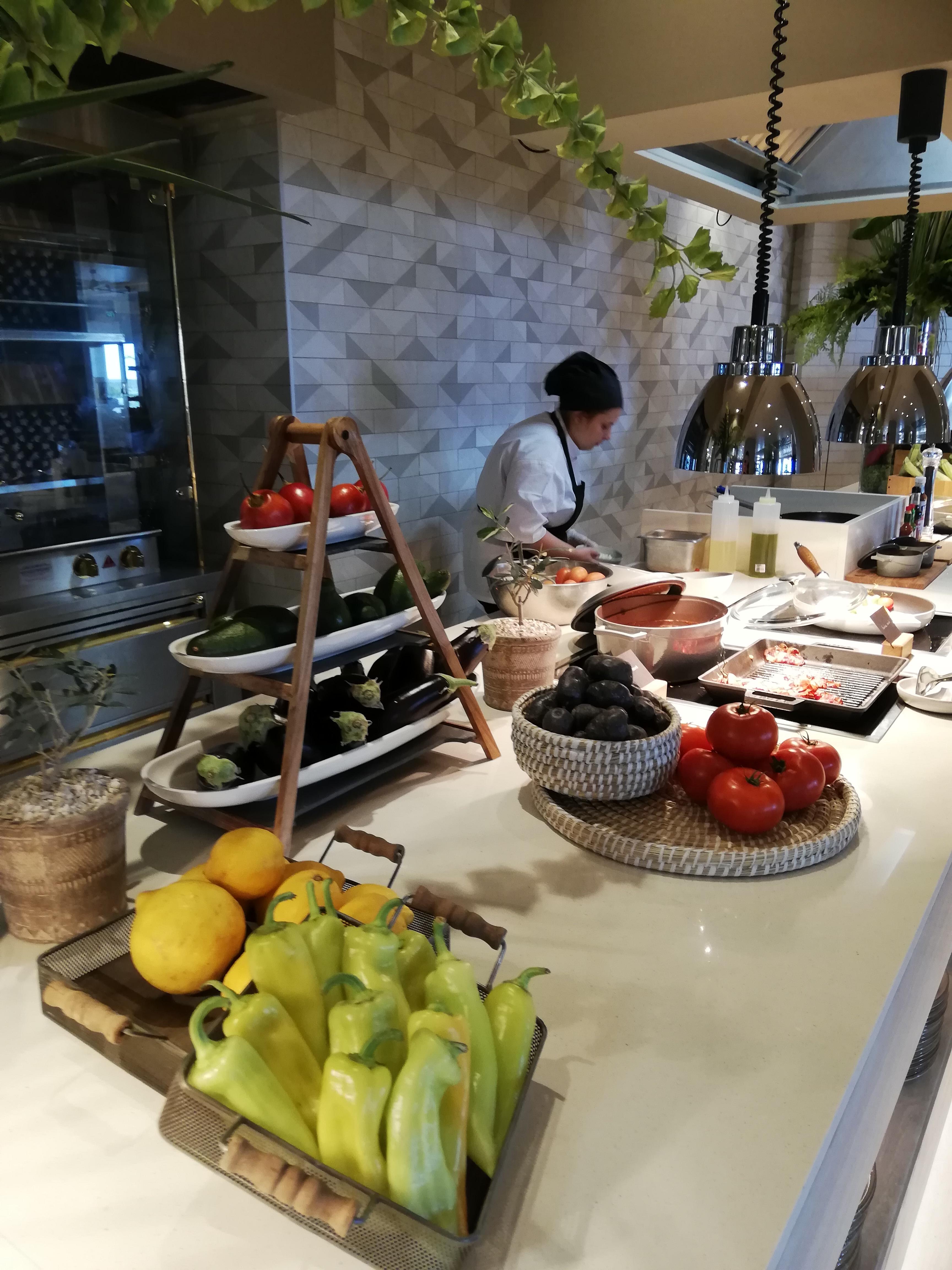 Fine dining at Ikos Aria, Kos | ItinerWord Blog