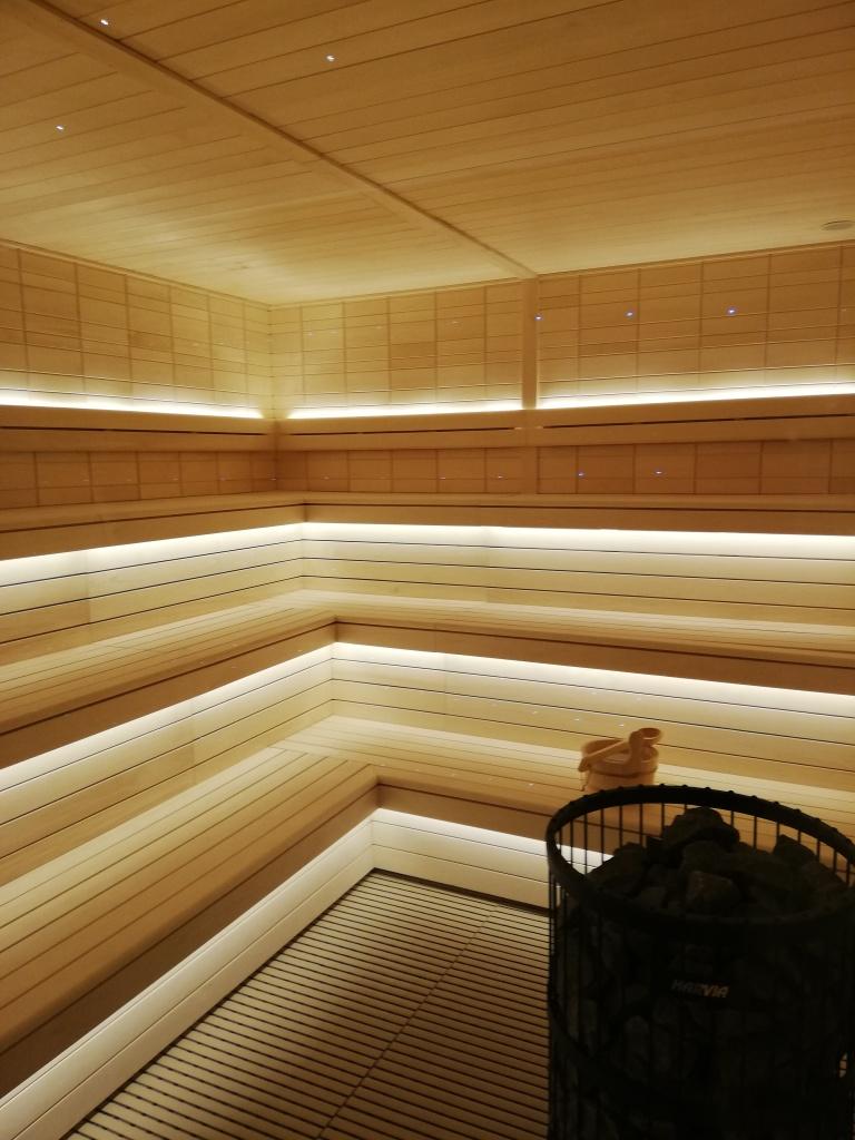 The spa at Ikos Aria, Kos | ItinerWord Blog