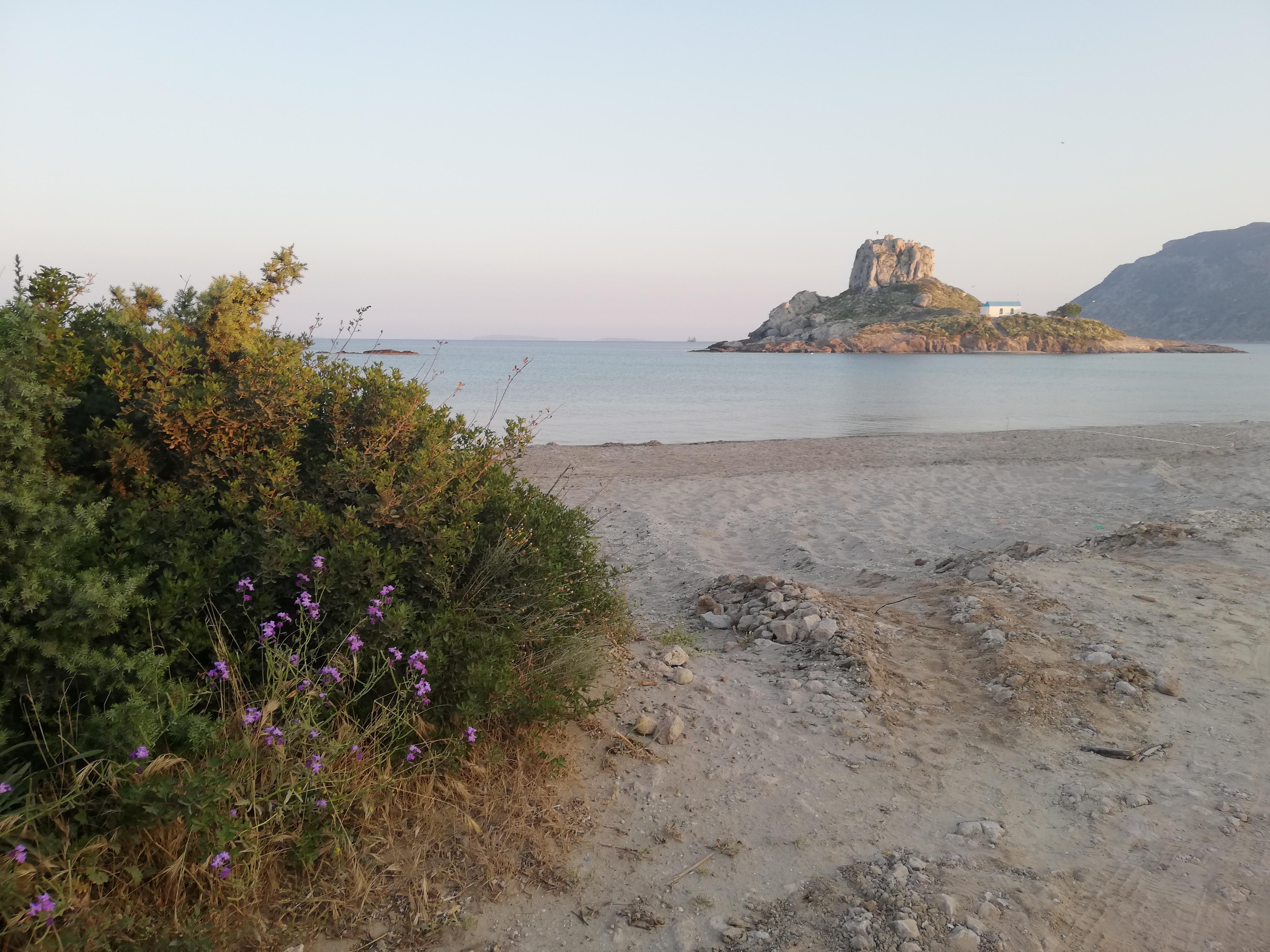 The view at Ikos Aria, Kos | ItinerWord Blog