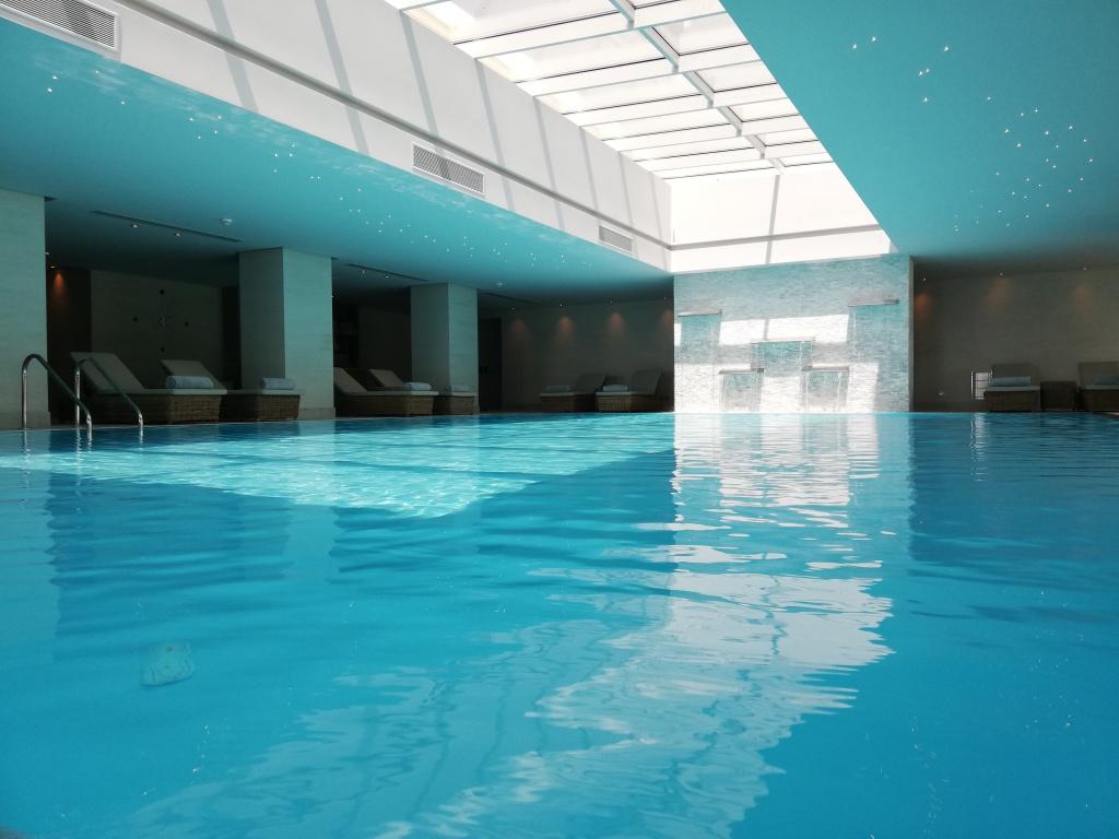 Leisure facilities at Ikos Aria, Kos | ItinerWord Blog