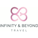 Infinity and Beyond Travel Logo